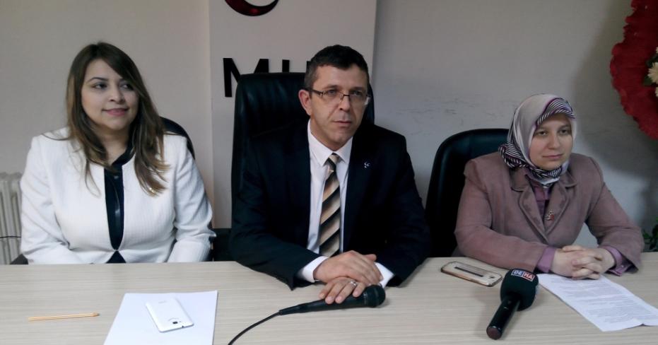 Dr.Şule Türkaslan Aday Adaylığını Açıkladı