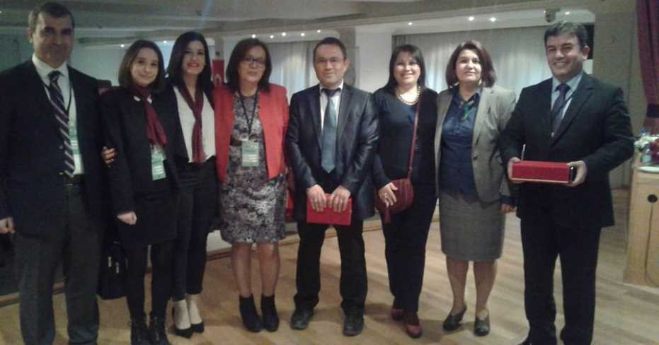 Ankara 2.Hukuk Kongresine Ev Sahipliği Yaptı
