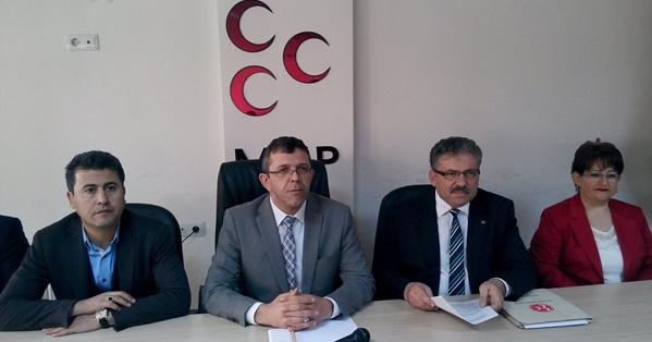 Ahmet Yümsek Aday Adaylığını Açıkladı