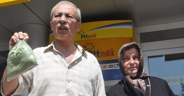 Erdoğan'a kına gönderen Şehit Babası MHP'den Aday!