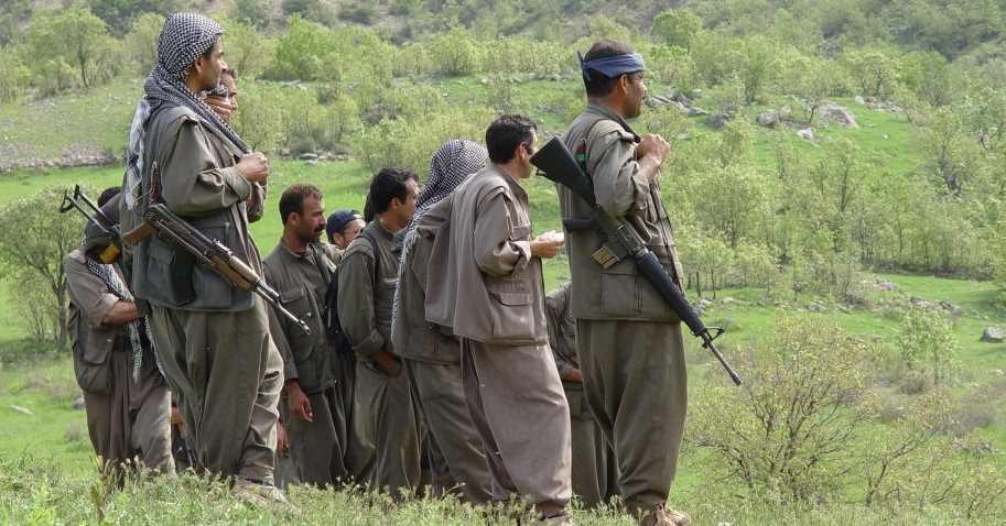 PKK,Özel Harekatçileri Gözaltına Almaya Çalıştı!