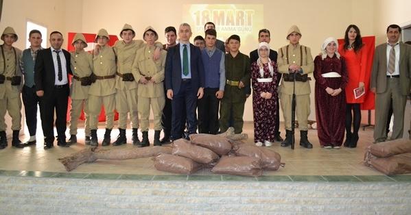Dazkırı'da Çanakkale Zaferi ve Şehitleri Anma Günü