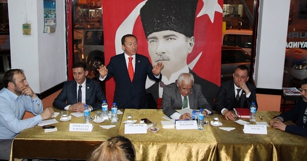 """Adil Demir; """"CHP Ezber Bozacak"""""""