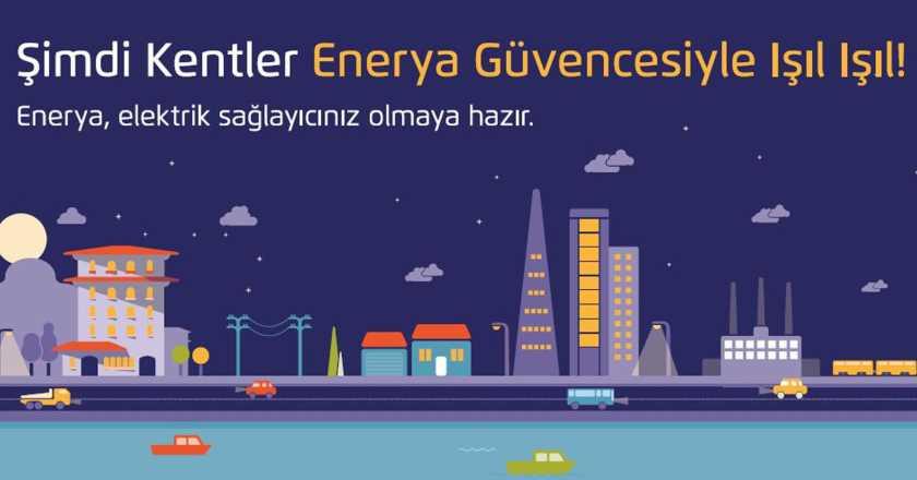 Enerya Doğalgaz'dan Sonra Elektirikte de Olacak