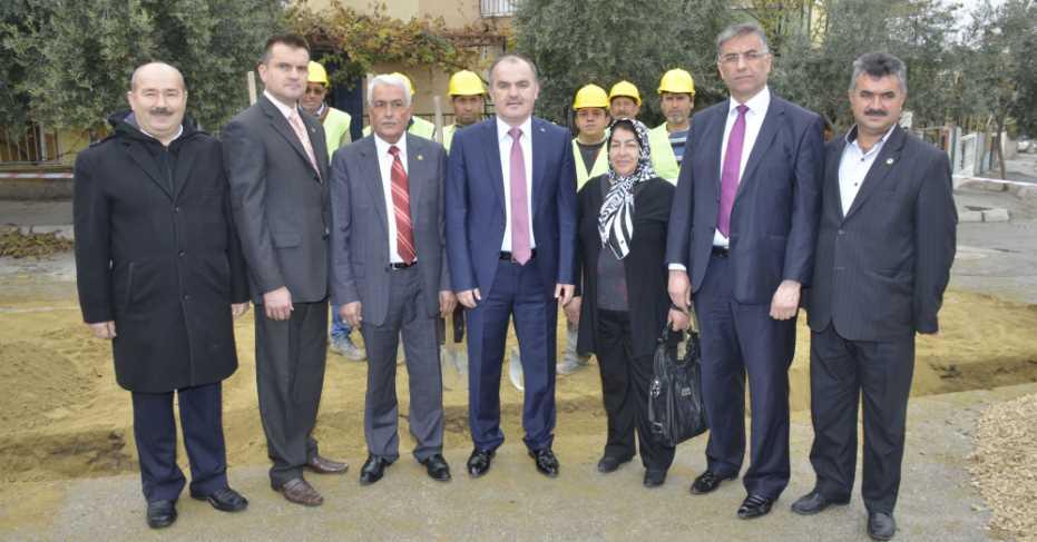 Pamukkale Belediyesi Doğalgaz Çalışmalarına Devam Ediyor!