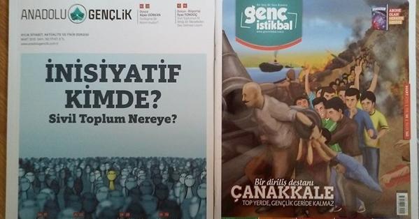 """Anadolu Gençlik Dergisi """"Erbakan Hoca"""" Özel Sayısı Yayınladı"""