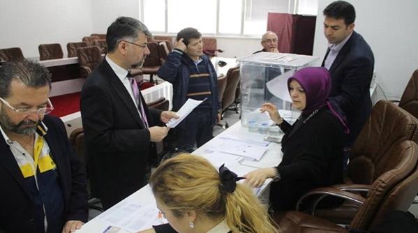 STK'lar Ak Parti İçin Oy Kullandı