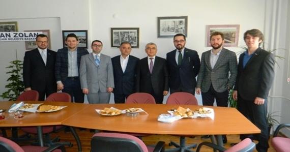 Cumhuriyet Başsavcısı Mustafa Yıldırım BASİAD'ı Ziyaret Etti