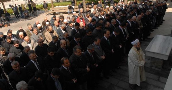 Savcı Kiraz için Denizli'de Gıyabi Cenaze Namazı