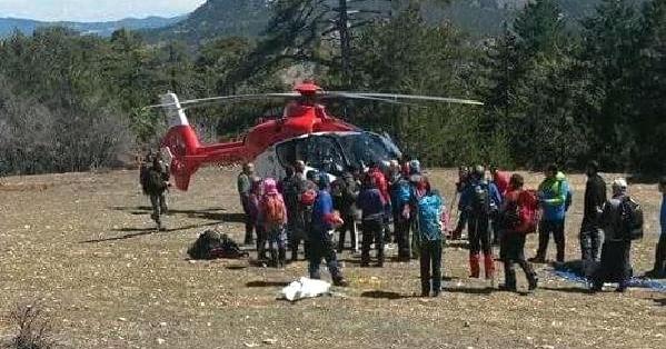 Honaz Dağına Tırmanırken Kalp Krizi Geçirip Öldü