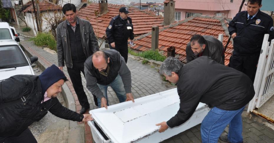 Denizli İlbadı'da Soba Faciası 1 Ölü