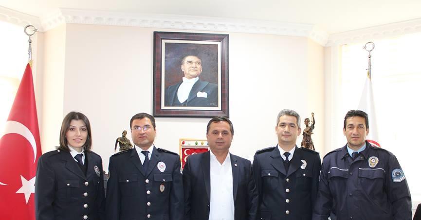 Çal'da Polis Teşkilatı'nın 170. Yılı  Kutlandı