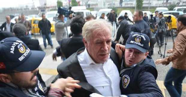Erdoğan'a Hakaret Eden Eski AKP'li Vekil Tutuklandı