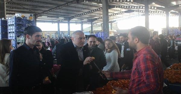 CHP Gençlik Kolları Seçim Hazırlıklarına Başladı