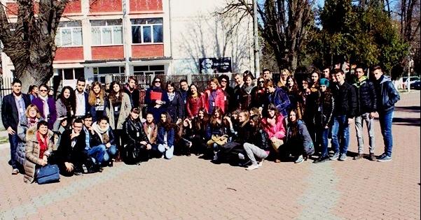 Honazlı Öğrencilerden Uluslararası Proje