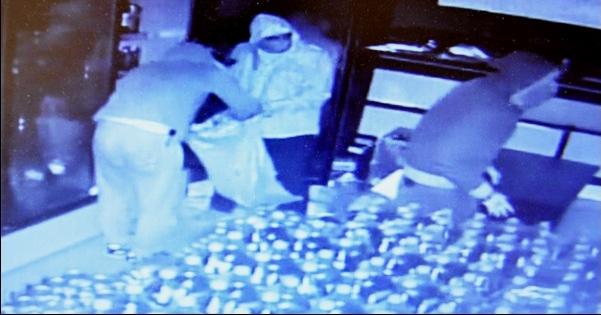 Denizli'de, Hırsızlar 20 Dakikada 20 Bini Çaldılar