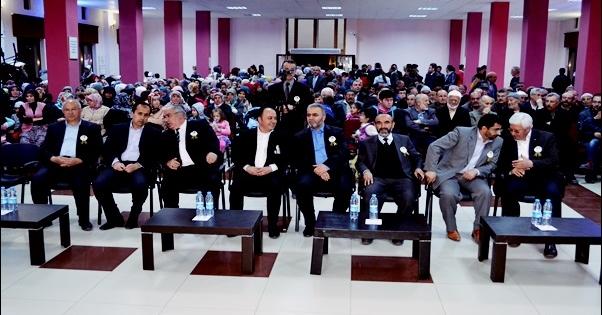 Dazkırı'da Kutlu Doğum Haftası Programı Düzenlendi