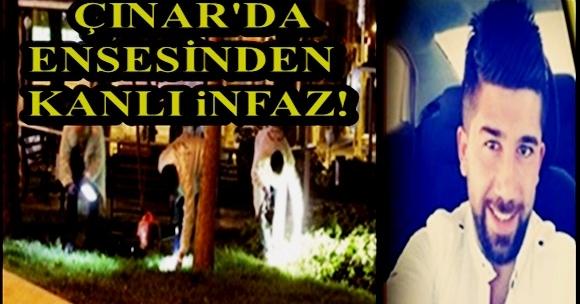 Çınar'da Dün Gece Kan Aktı!