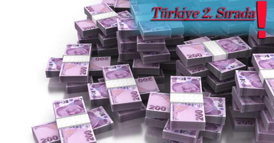 Türkiye Vergi Rekoru Kırıyor!