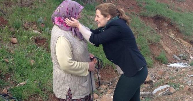 Basmacı Köyleri Ziyaret Etti