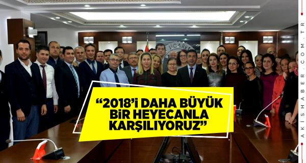 Başkan Erdoğan Yeni Yılla ilgili Mesaj Yayınladı