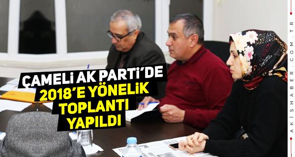 Çameli AK Parti'den Seçime Hazırız Mesajı