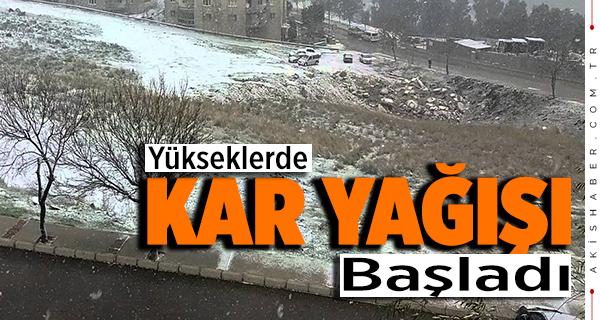 Kar Geliyor!..