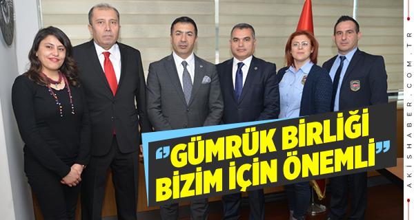 Erdoğan Dünya Gümrük Günü'nü Kutladı