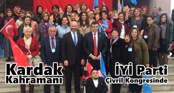 İYİ Parti Çivril Kongresi Yapıldı