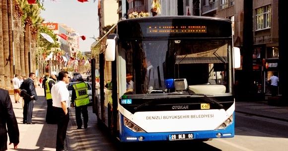 Yolcu Otobüsü Yaşlı Adama Çarptı!