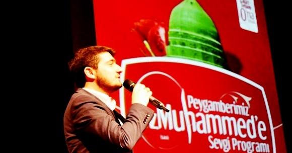 AGD Peygamberimiz Hz Muhammed'e (s.a.v) Sevgi Programı Düzenledi
