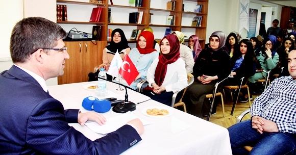 Subaşıoğlu, Başkanlık Sistemini Anlattı