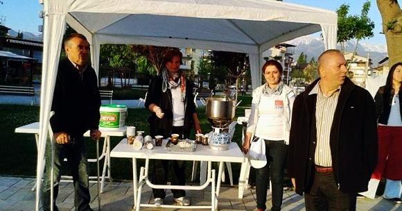 """CHP'den """"Bir Kase Çorba Sıcaklığında 1 Mayıs İşçi Bayramı"""" Etkinliği"""
