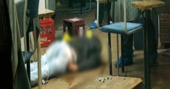 Pompalıyla Kahveyi Bastı, 1 Kişiyi Öldürdü!