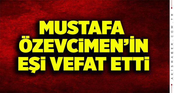 Mustafa Özevcimen'in Acı Günü