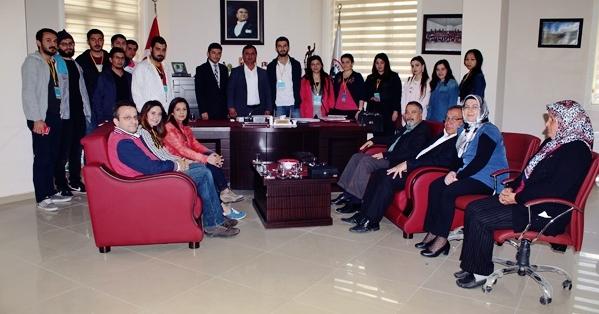 Türk Dünyası Topluluğu Çal'da Çalıştay Yaptı