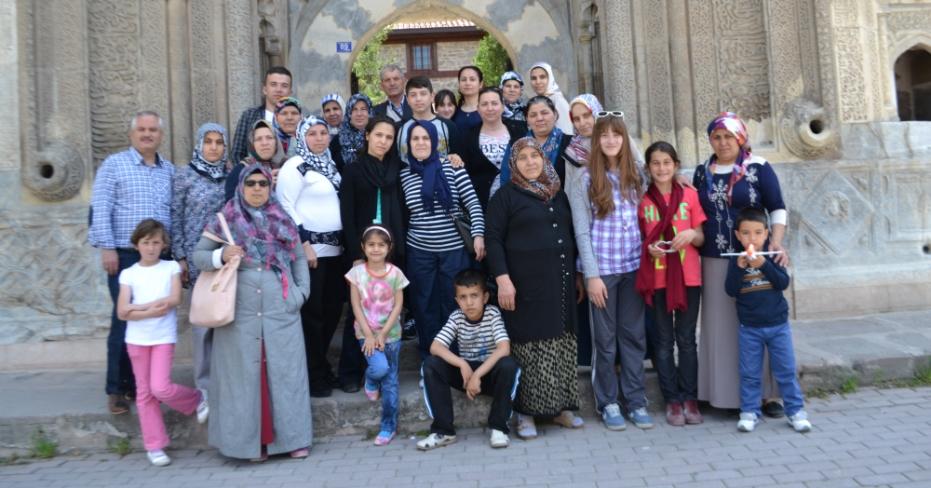 Konya'ya Hayran Kaldılar