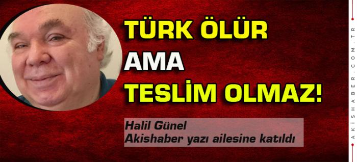Türk Ölür Ama Teslim Olmaz !
