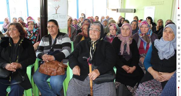 Bu Projede Kahveler Kadınlara Ait
