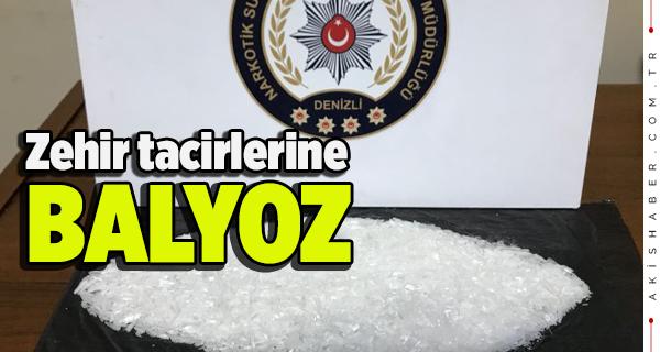 Polis Haftasında Uyuşturucu Tacirlerine Ağır Darbe