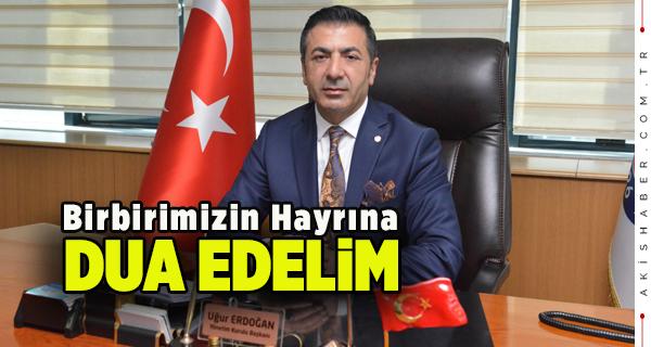 Başkan Erdoğan'dan Miraç Mesajı