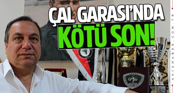 Çal Garası'nda Başkan Adnan Tatar'ın vedası!
