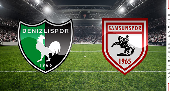 Denizlispor'un Rakibi Samsunspor!