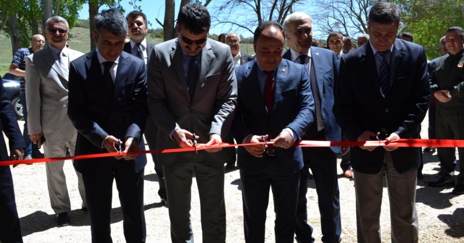 Dazkırı'da Çamlık Parkı Açılışı