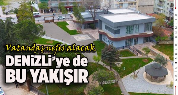 Büyükşehir'den Yeni Cazibe Merkezi