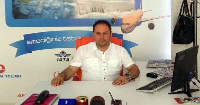 Denizlili İş Adamı Türkiye'ye Giriş Yaptı