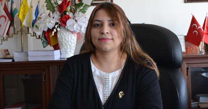 MHP İl Kadın Kolları'ndan Anneler Günü Mesajı