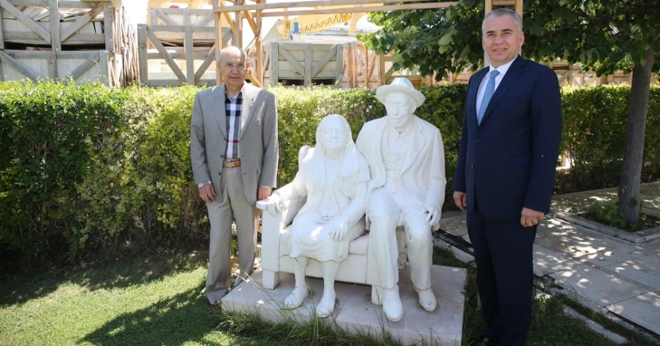 5. Uluslararası Taş Heykel Kolonisi Başlıyor