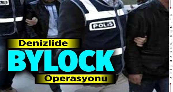 Denizli'de Operasyonu: 7 gözaltı