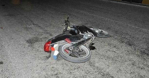Tavas'ta Motorsiklet Kazası, 1 Ölü!